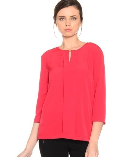 Limon Company Bluz Kırmızı